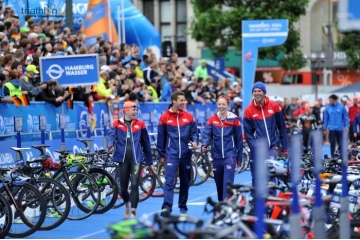 2015 Hamburg ITU Triathlon Mixed Relay World Championships