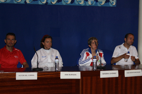 Gijon Duathlon World Championships Press Conference Highlights