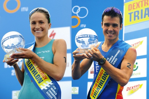 2010 Triathlon World Champions back ITU's Paratriathlon bid