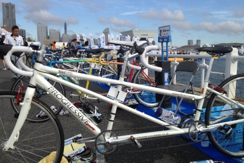 ITU World Paratriathlon Yokohama