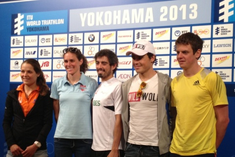 Yokohama Press Conference Highlights