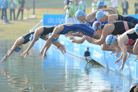 Team Triathlon added to the 2014 Incheon Asian Games