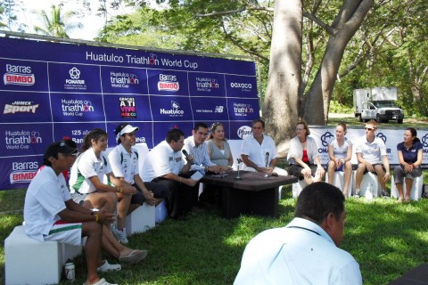 ITU Triathlon World Cup Series Moves to Mexico