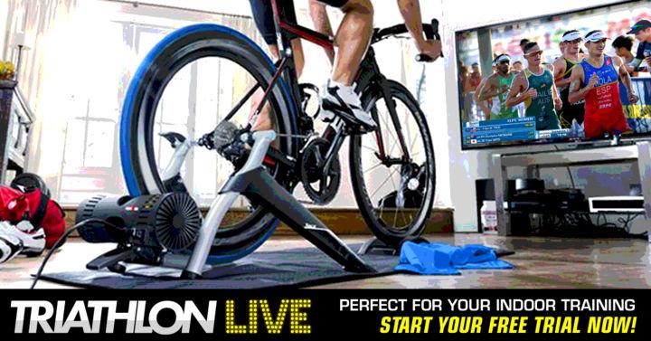 TriathlonLIVE: Stream the World Triathlon Series Live online
