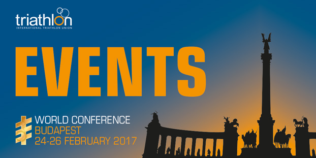 ITU Events World Conference Budapest 2017