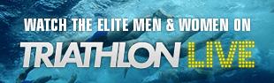 Watch the Elite Women's & Men's Grand Final live on TriathlonLIVE.tv