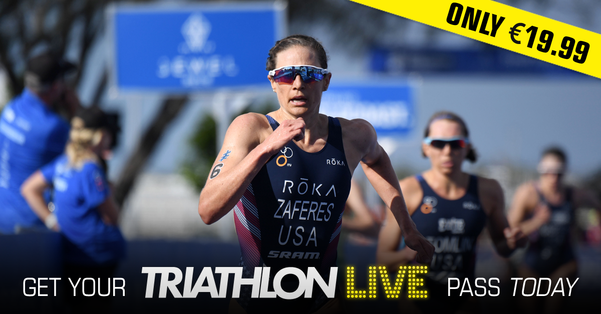 20% discount for triathlonlive