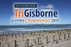 2016 Gisborne OTU Triathlon Oceania Championships