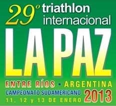 2013 La Paz ITU Triathlon Pan American Cup and South American Championships