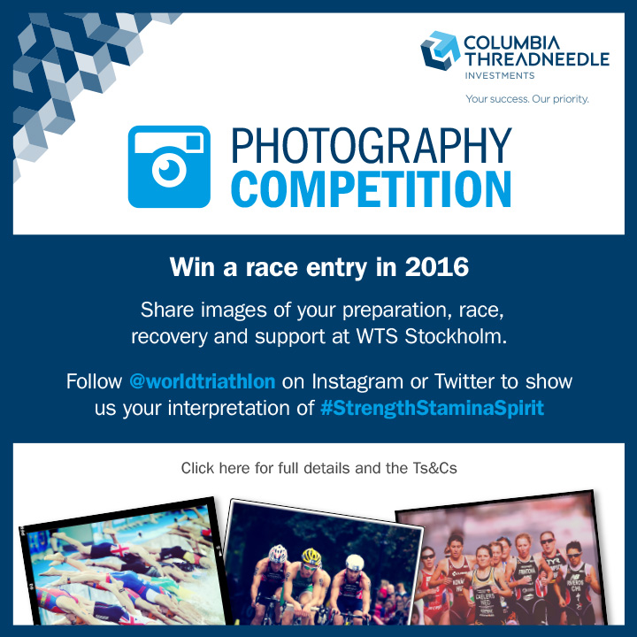 Columbia Threadneedle Instagram Competition