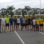 2019 ASTC Talent Identification Camp was held in Johor Baru, Malaysia