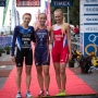 Yelistratova and Blummenfelt take sprint glory in Tartu