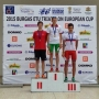 Belarus birthday boy wins Burgas gold