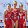 Wahnsinn!! Rot-weiß-roter Dreifacherfolg beim Junioren-Europacup in Tulcea!