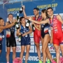 Valencia sees a clean sweep for French in the Women's race