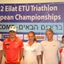 Eilat Press Conference: Athletes confident ahead of European Championships