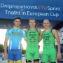 Yelistratova and Martynenko claim historic Dnepropetrovsk European Cup win