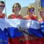 Relay delight for Russia as they dominate at the European Championships