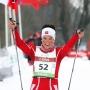 Norway's Borghild Løvset wins her second European Championships title in Tartu