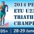Russian Federation welcomes athletes to Penza for U23 Championships