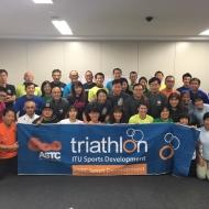 2018 Tokyo ITU Technical Officials Level 2 Seminar