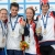 Great Britain glorious in back to back ITU Triathlon Mixed Relay World Championship wins