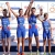 France golden in Duathlon Team Relay