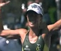 Snowsill makes triathlon history
