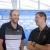 Kris Gemmell and Barrie Shepley talk Auckland World Triathlon Series; Video Preview