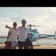 Touring Gold Coast by Helicopter with Richard Murray and Rachel Klamer