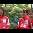 Japanese triathletes talk about Tokyo 2020