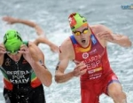 2018 ITU World Triathlon Abu Dhabi