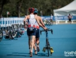 2018 Edmonton ITU World Paratriathlon Series
