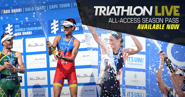 TriathlonLIVE: Stream the World Triathlon Series Live online