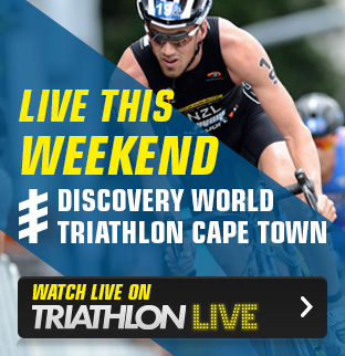 Watch WTS Cape Town 2014 on TriathlonLIVE