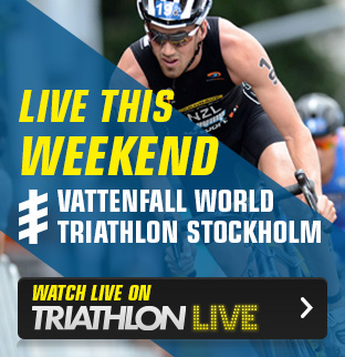 Watch the World Triathlon Series on TriathlonLIVE